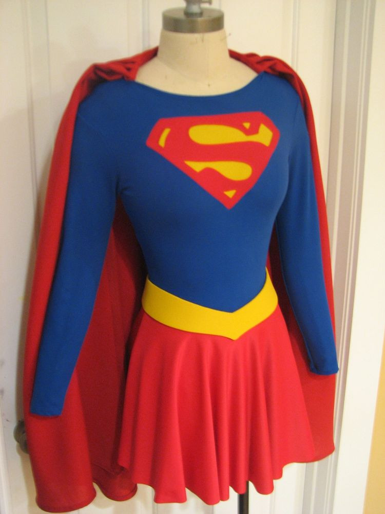 Best ideas about DIY Superman Costume . Save or Pin Helen Slater SUPERGIRL costume Superman Hand made Now.