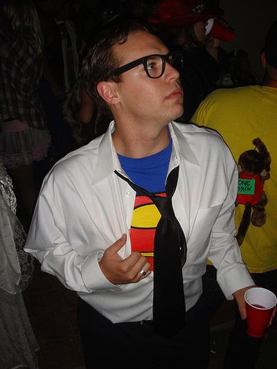 Best ideas about DIY Superman Costume . Save or Pin Homemade Superman Costume with Now.