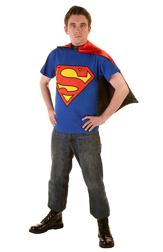 Best ideas about DIY Superman Costume . Save or Pin DIY Action ics Superman Costume Halloween Costumes Blog Now.