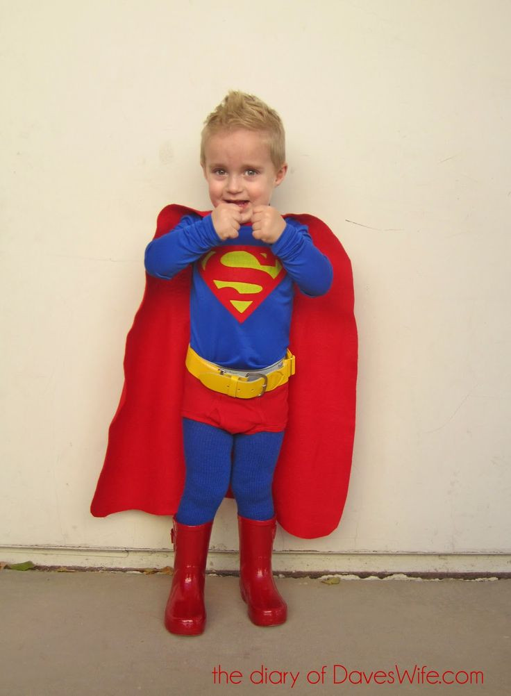 Best ideas about DIY Superman Costume . Save or Pin diy superman costume Fall Time Now.