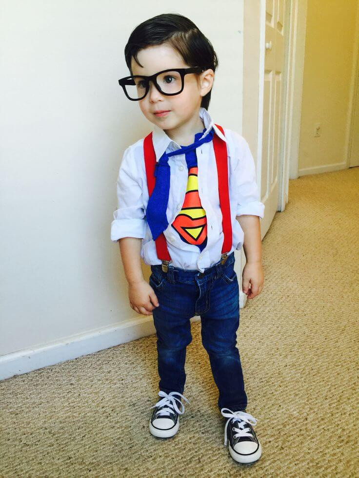Best ideas about DIY Superman Costume . Save or Pin 12 DIY Superhero Costume Ideas for Kids Now.