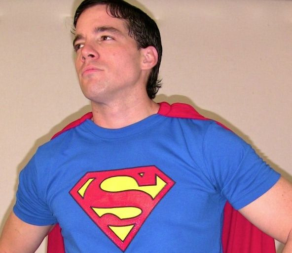 Best ideas about DIY Superman Costume . Save or Pin Homemade Superhero Costumes Now.
