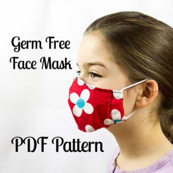 Best ideas about DIY Surgical Mask . Save or Pin Germ Free Face Mask Now.