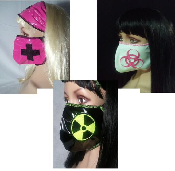 Best ideas about DIY Surgical Mask . Save or Pin Items similar to DIY Build Your Own Surgical PVC Mask on Etsy Now.
