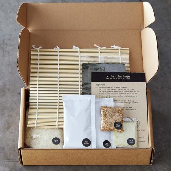 Best ideas about DIY Sushi Kit . Save or Pin DIY Sushi Kit Now.