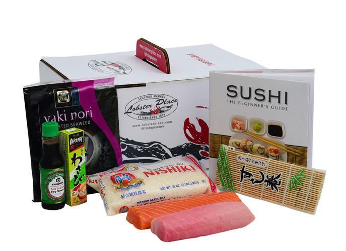 Best ideas about DIY Sushi Kit . Save or Pin Sushi Making Kit Now.