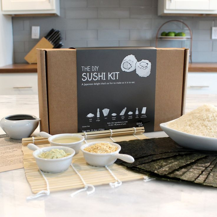 Best ideas about DIY Sushi Kit . Save or Pin Best 25 Sushi kit ideas on Pinterest Now.