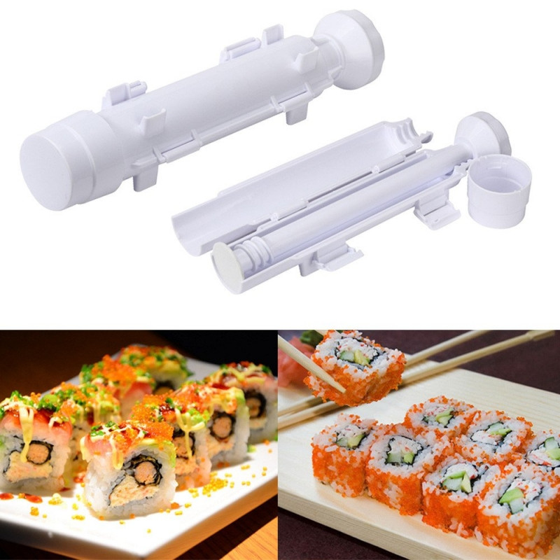 Best ideas about DIY Sushi Kit . Save or Pin Sushi Bazooka Roller Mold Kit for DIY Sushi Making Tmart Now.