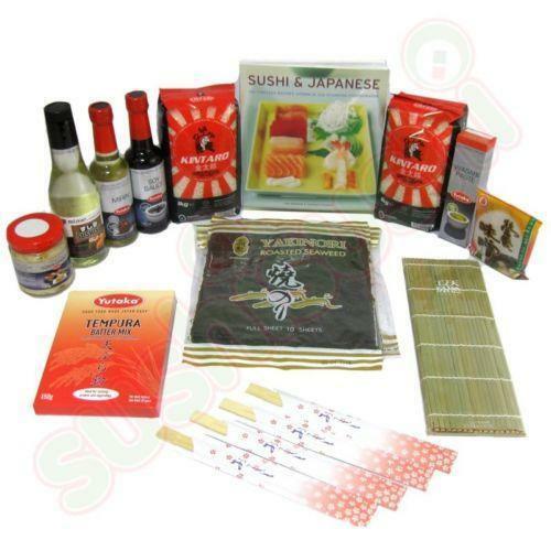 Best ideas about DIY Sushi Kit . Save or Pin Sushi Making Kit Home Furniture & DIY Now.