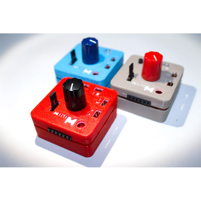 Best ideas about DIY Synth Kit . Save or Pin MiniMO Modular Synthesizer – Full DIY Kit Now.