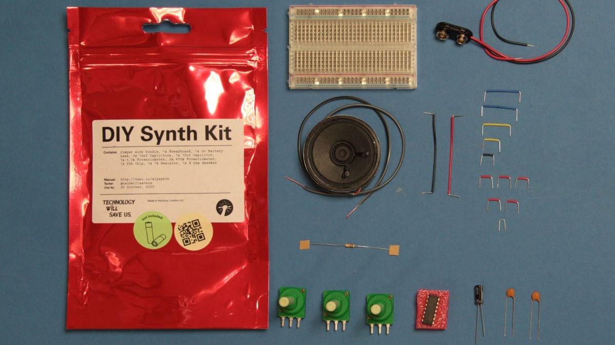 Best ideas about DIY Synth Kit . Save or Pin Build your own synth for £15 Now.