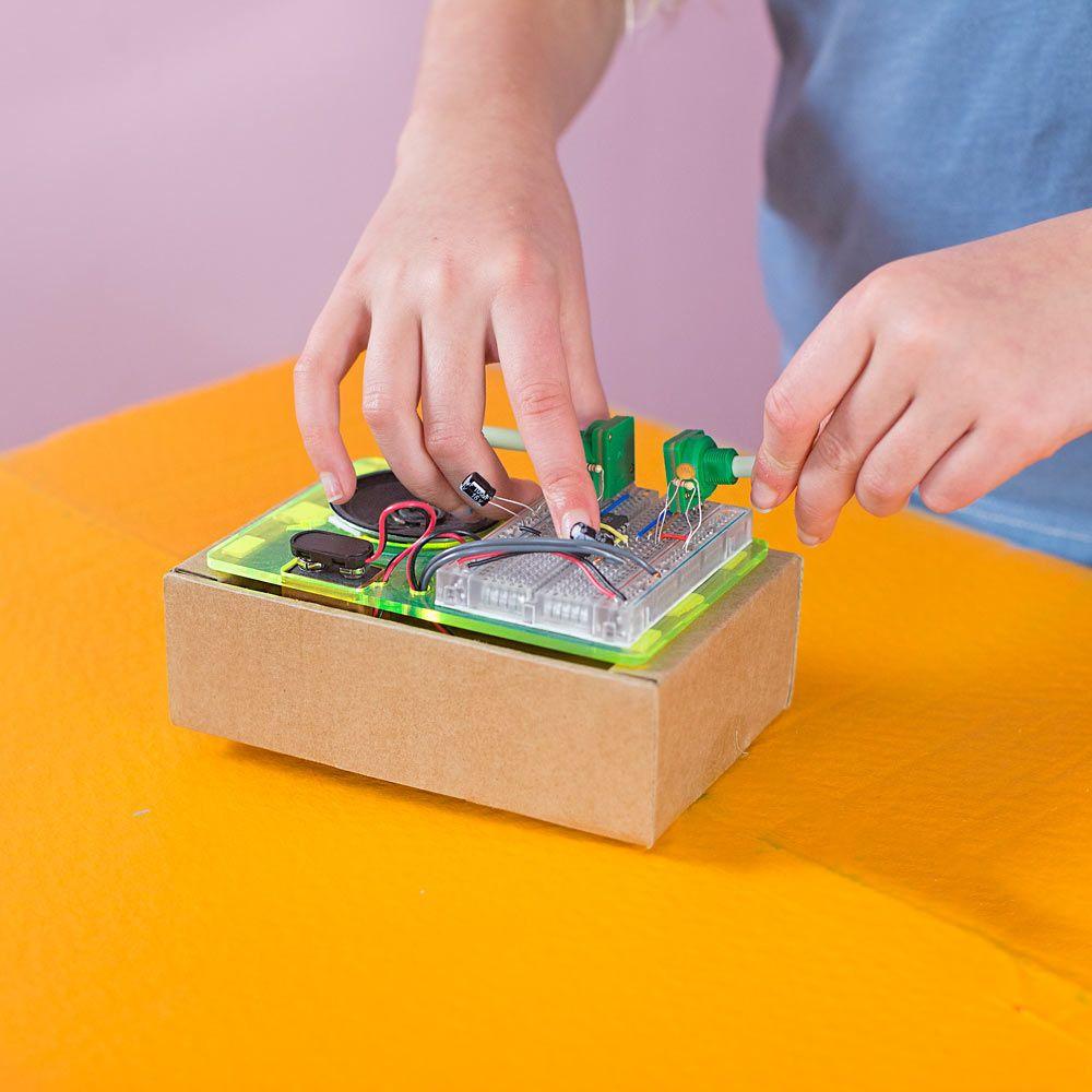 Best ideas about DIY Synth Kit . Save or Pin DIY Synth Kit Build your own 3 in 1 synthesiser Now.