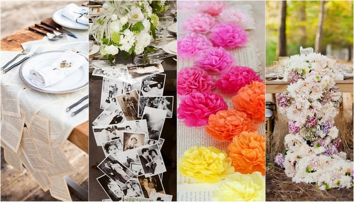 Best ideas about DIY Table Runner Wedding . Save or Pin DIY Archives Now.