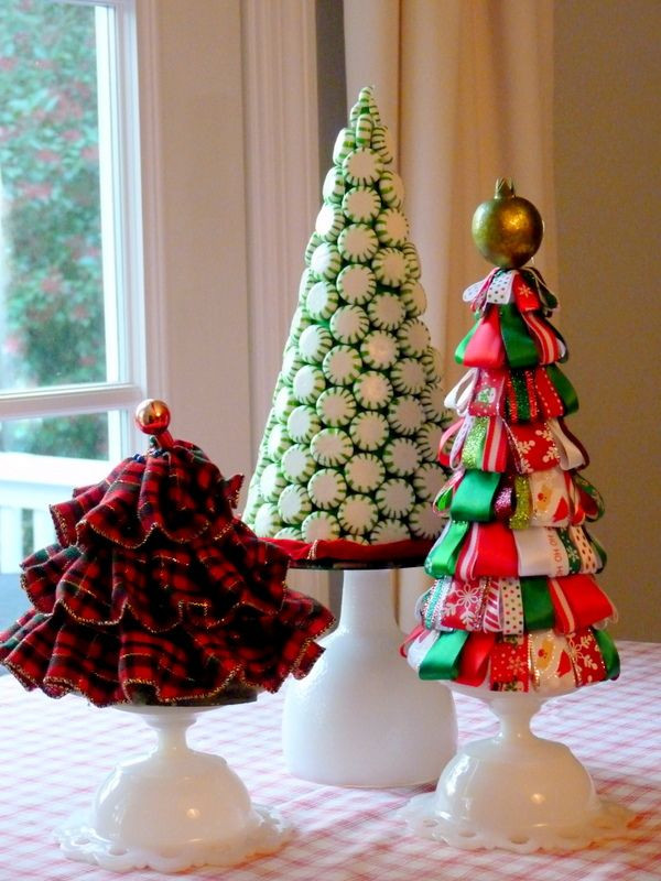 Best ideas about DIY Tabletop Christmas Tree . Save or Pin DIY Home Staging Tips This Season s Darling The Tabletop Now.