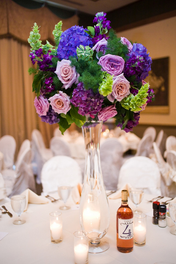 Best ideas about DIY Tall Wedding Centerpiece . Save or Pin DIY Texas Wedding by Kimberly Chau graphy Now.