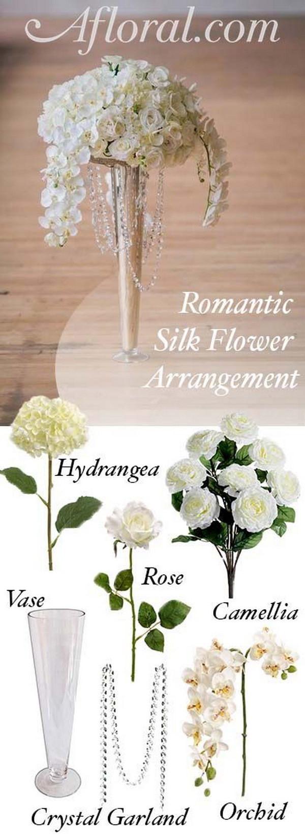 Best ideas about DIY Tall Wedding Centerpiece . Save or Pin Awesome DIY Wedding Centerpiece Ideas & Tutorials Now.