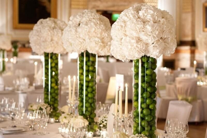 Best ideas about DIY Tall Wedding Centerpieces . Save or Pin DIY Carnations Centerpieces in Cylnder Vases 5 Designs Now.