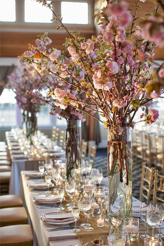 Best ideas about DIY Tall Wedding Centerpieces . Save or Pin 25 best ideas about Tall wedding centerpieces on Now.