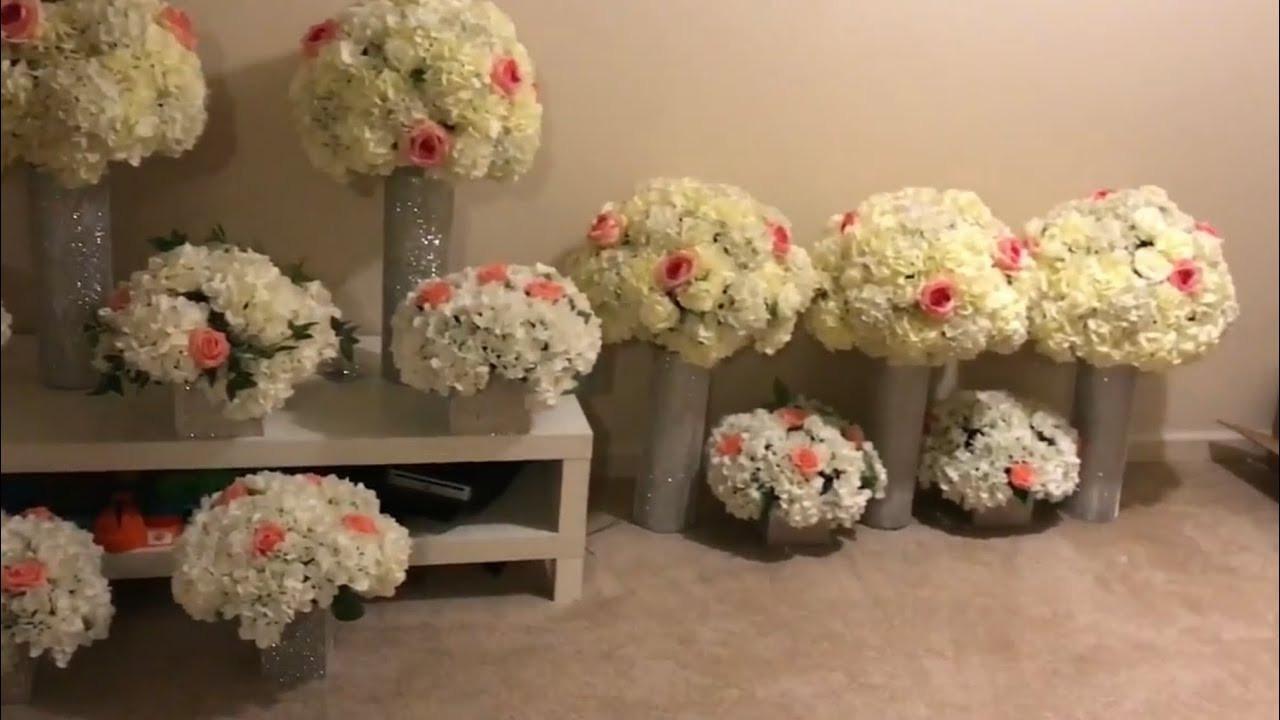 Best ideas about DIY Tall Wedding Centerpieces . Save or Pin DIY tall wedding centerpiece Now.