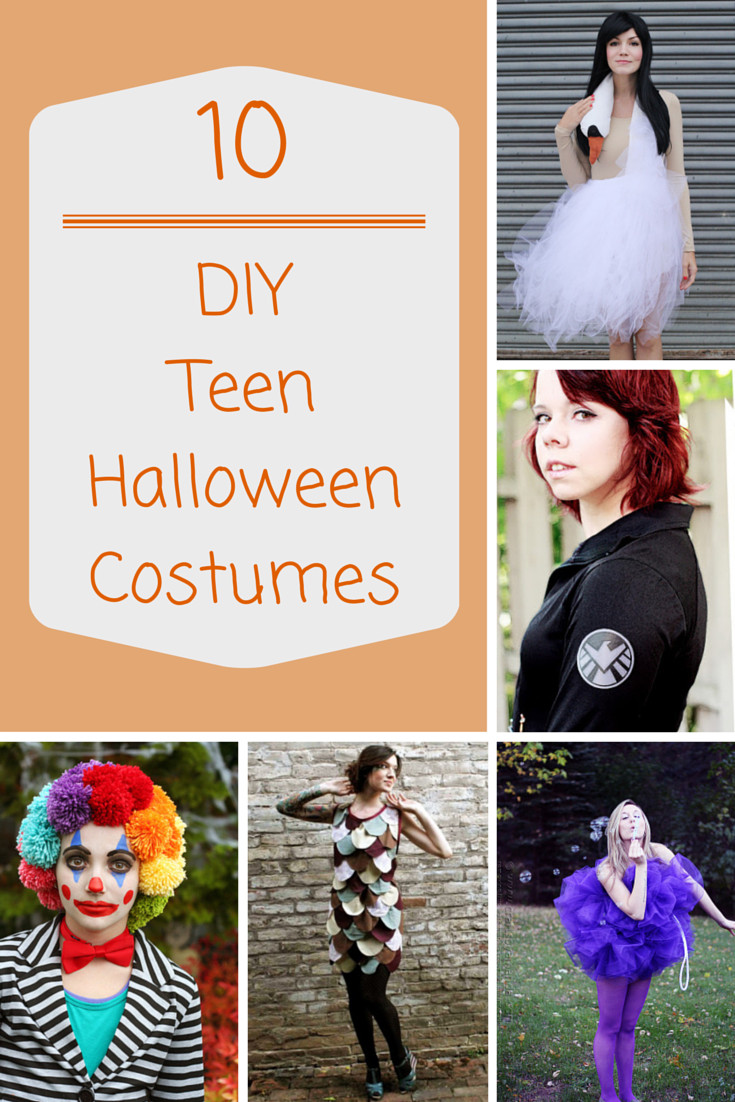 Best ideas about DIY Teen Costumes . Save or Pin Totally Cool Teen Halloween Costumes Design Dazzle Now.