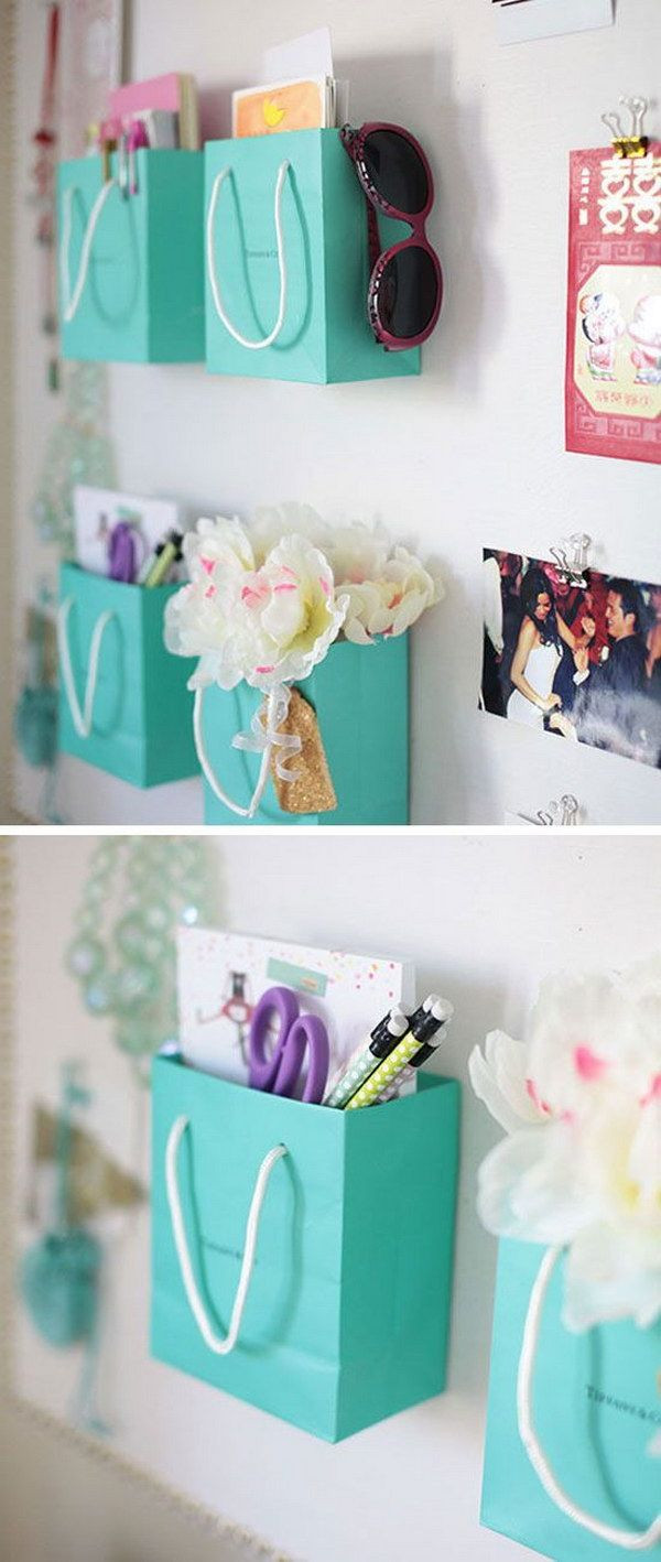 Best ideas about DIY Teenage Girl Room Decorations . Save or Pin 25 DIY Ideas & Tutorials for Teenage Girl's Room Now.
