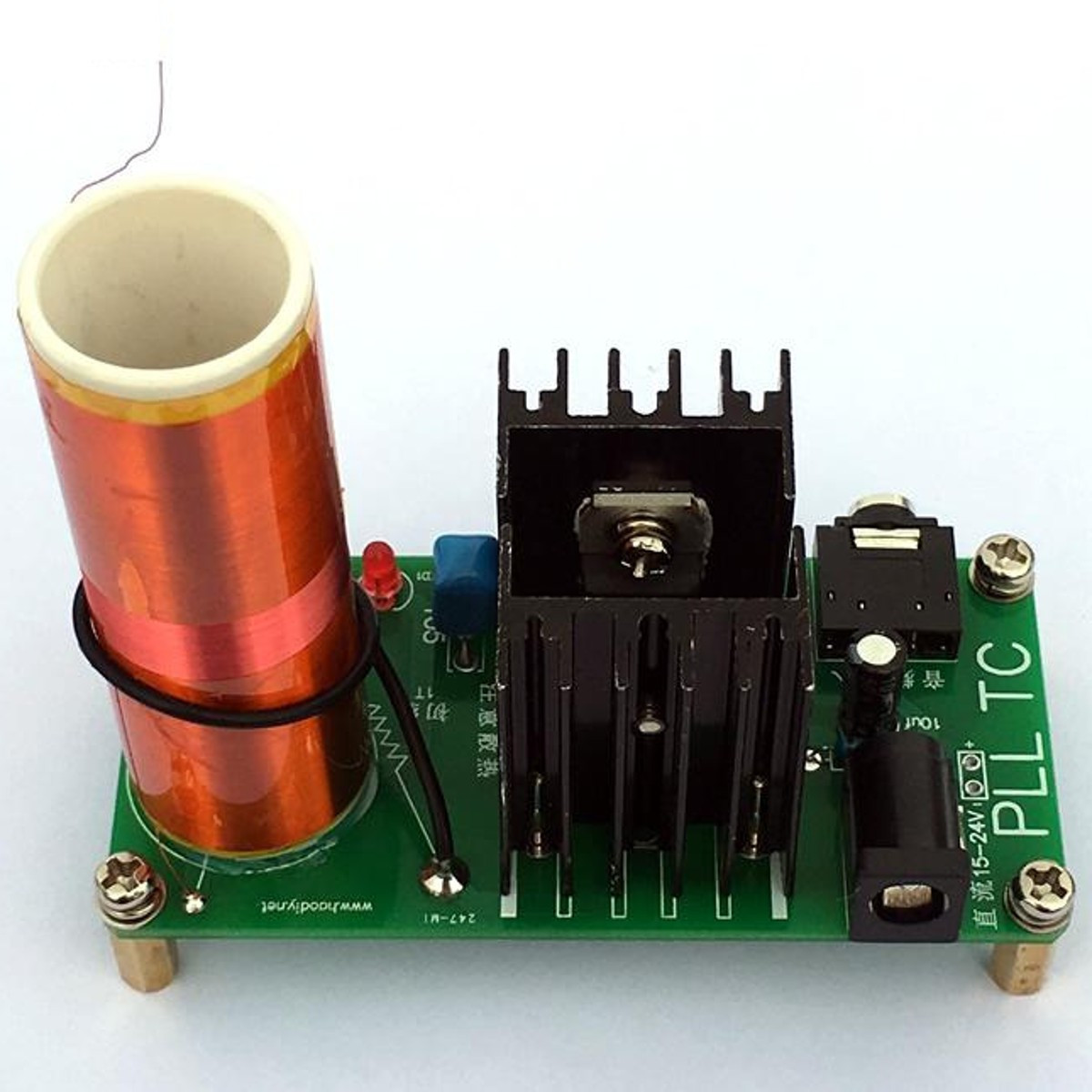 Best ideas about DIY Tesla Coil Kit . Save or Pin 15W Mini Tesla Coil Plasma Speaker Kit Electronic Field Now.
