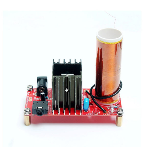 Best ideas about DIY Tesla Coil Kit . Save or Pin ELEDIY Music Tesla Coil DIY Educational Kit Nikola Tesla Now.