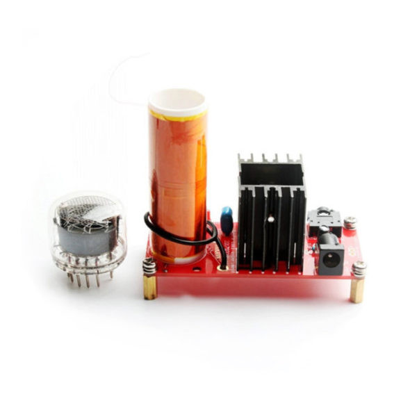 Best ideas about DIY Tesla Coil Kit . Save or Pin DIKAVS DIY Mini Music Tesla Coil Kit Nikola Tesla Gifts Now.