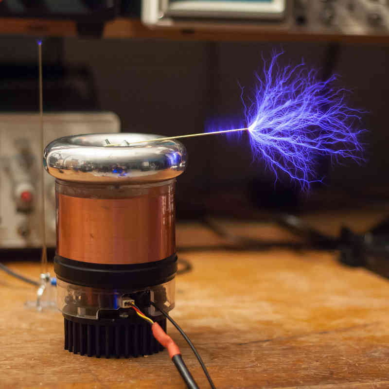 Best ideas about DIY Tesla Coil Kit . Save or Pin Musical Tesla Coil Kit Now.