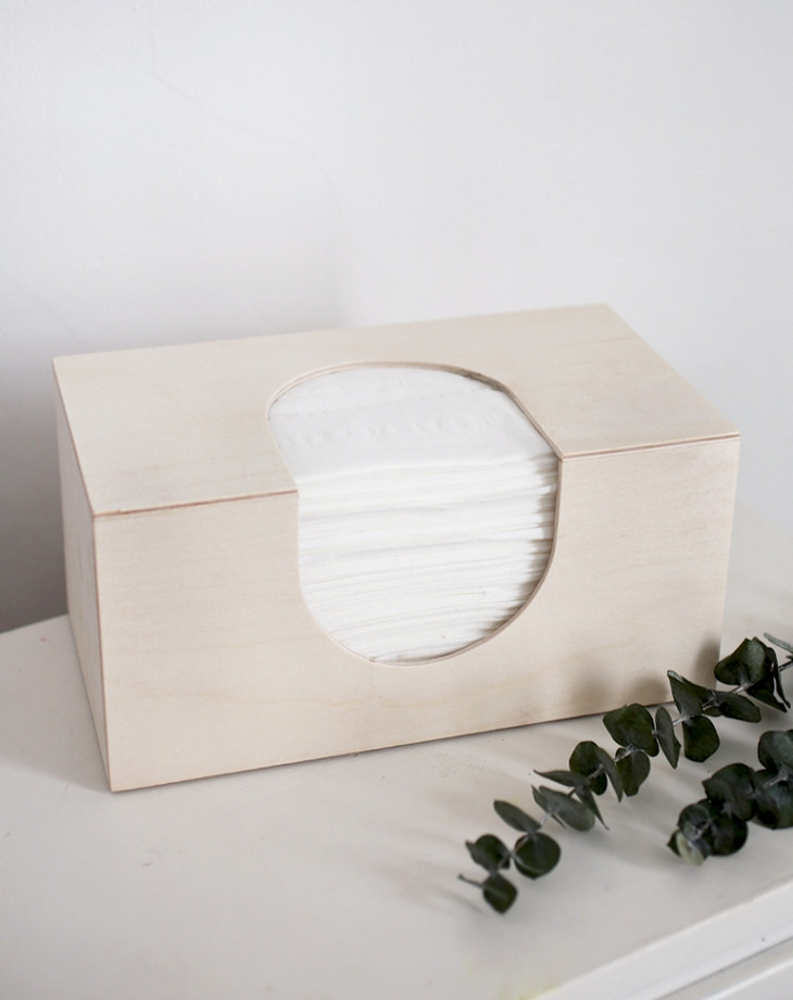 Best ideas about DIY Tissue Box . Save or Pin DIY Wooden Tissue Box Cover The Merrythought Now.