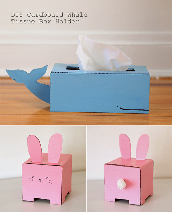 Best ideas about DIY Tissue Box . Save or Pin Easy Recycling Crafts For Kids ⋆ Handmade Charlotte Now.