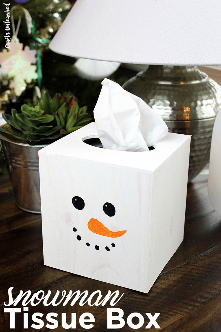 Best ideas about DIY Tissue Box . Save or Pin Tissue Box DIY Snowman Craft Step by Step Consumer Crafts Now.