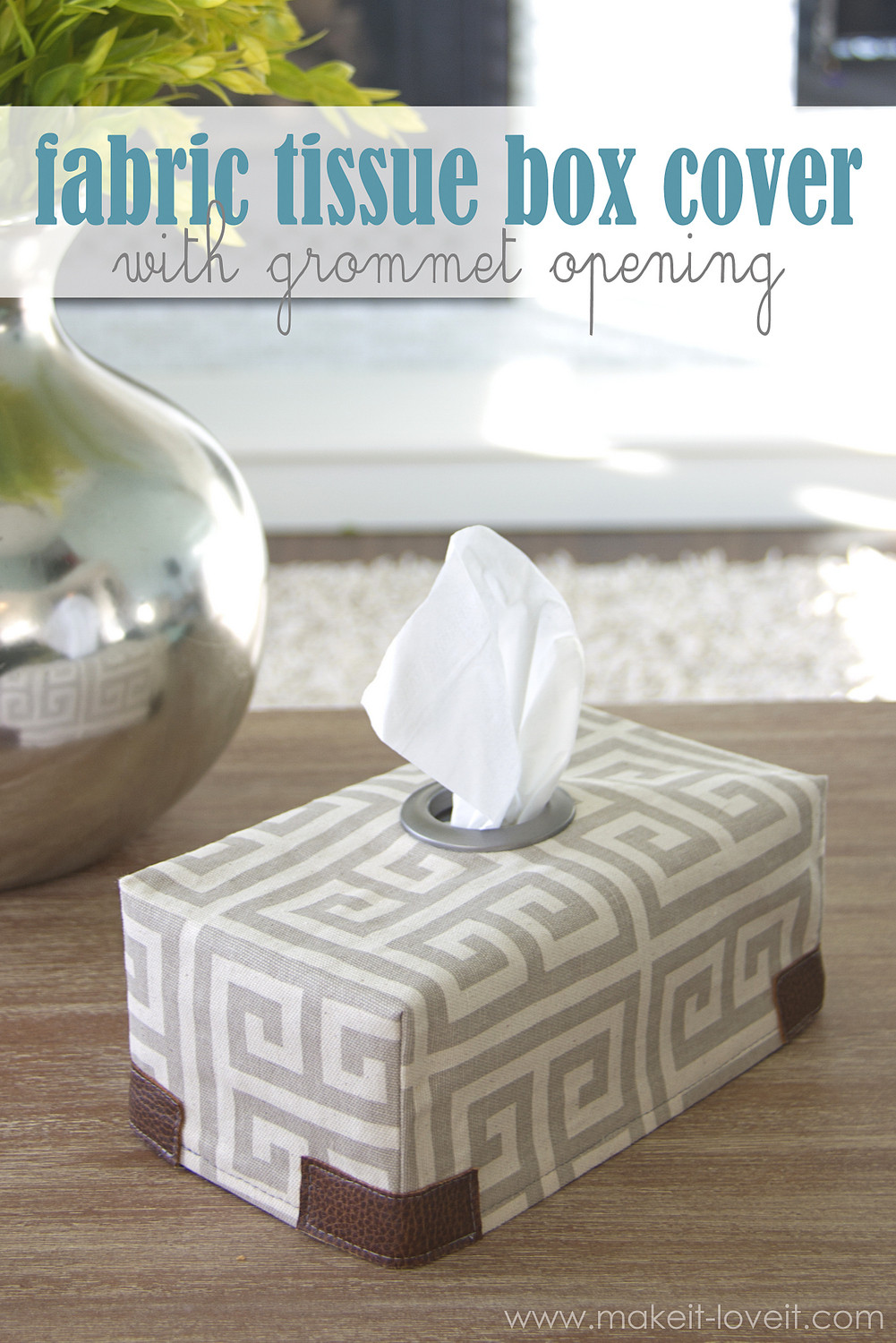Best ideas about DIY Tissue Box . Save or Pin 15 Ways to Dress Up a Tissue Box Now.