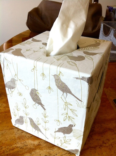 Best ideas about DIY Tissue Box . Save or Pin DIY Tissue Box Paper Cover – Kids Are From Pluto A Now.