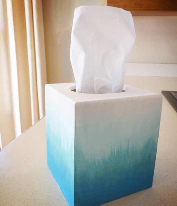 Best ideas about DIY Tissue Box . Save or Pin 10 Creative And Cute DIY Tissue Box Makeovers Shelterness Now.