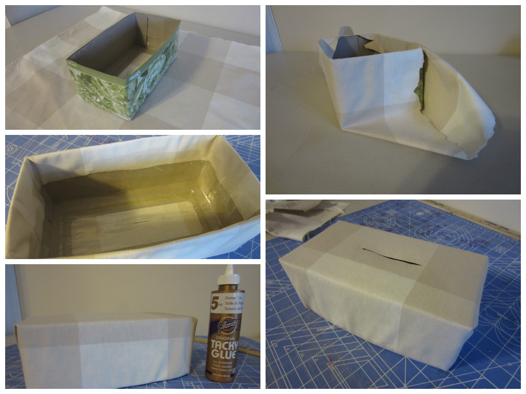 Best ideas about DIY Tissue Box . Save or Pin DIY tissue box cover Now.
