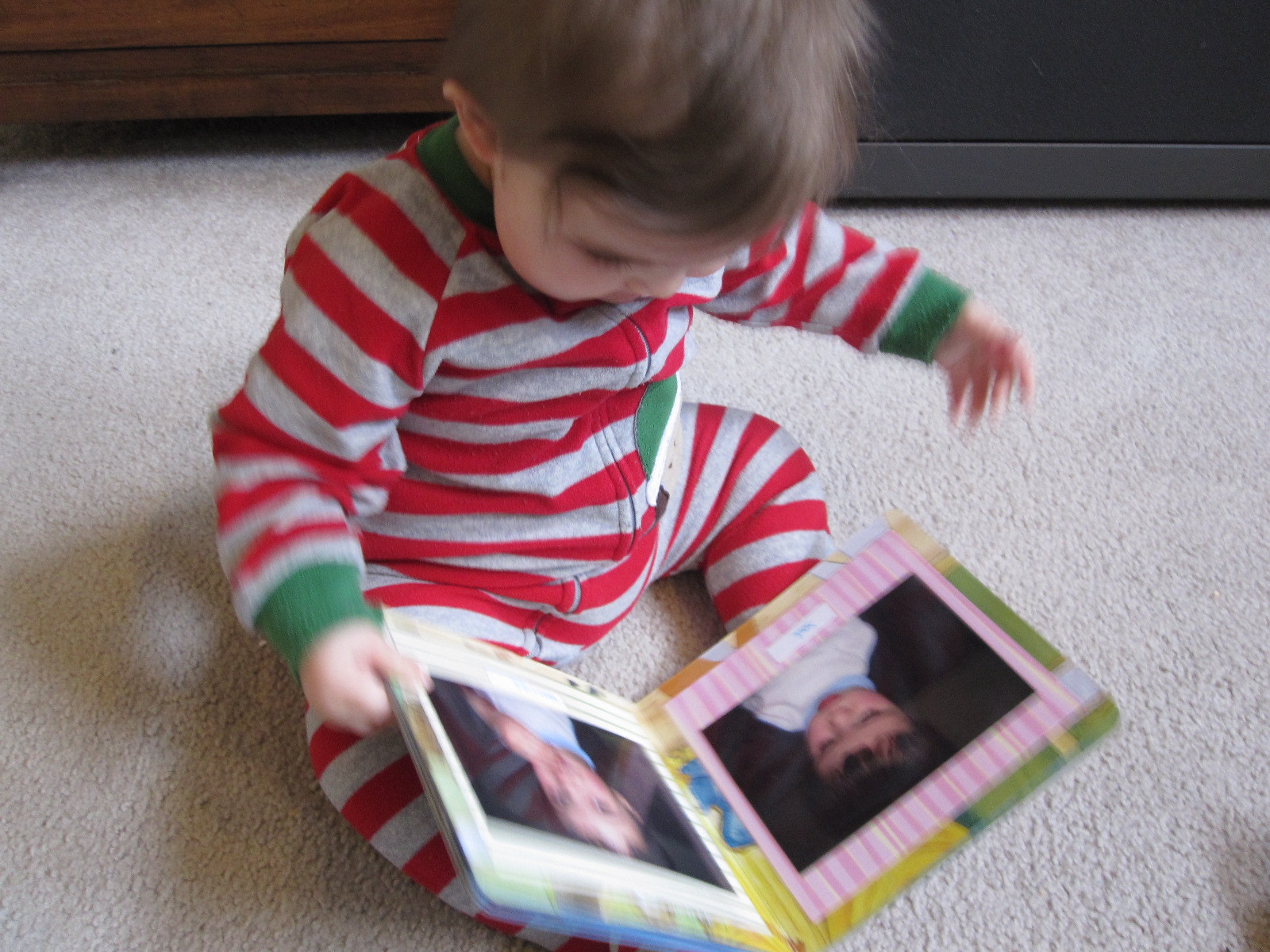 Best ideas about DIY Toddler Activities . Save or Pin DIY Board Book About Feelings No Time For Flash Cards Now.