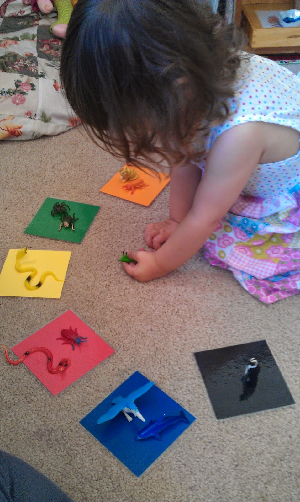 Best ideas about DIY Toddler Activities . Save or Pin DIY Learning Activities for Toddlers Montessori Approach Now.