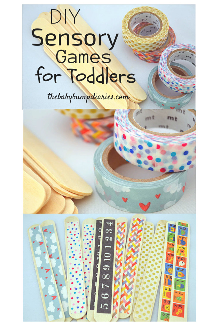 Best ideas about DIY Toddler Activities . Save or Pin DIY Toddler Sensory Games The Baby Bump Diaries Now.