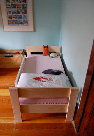 Best ideas about DIY Toddler Bed . Save or Pin 10 Cool DIY Kids Beds Now.