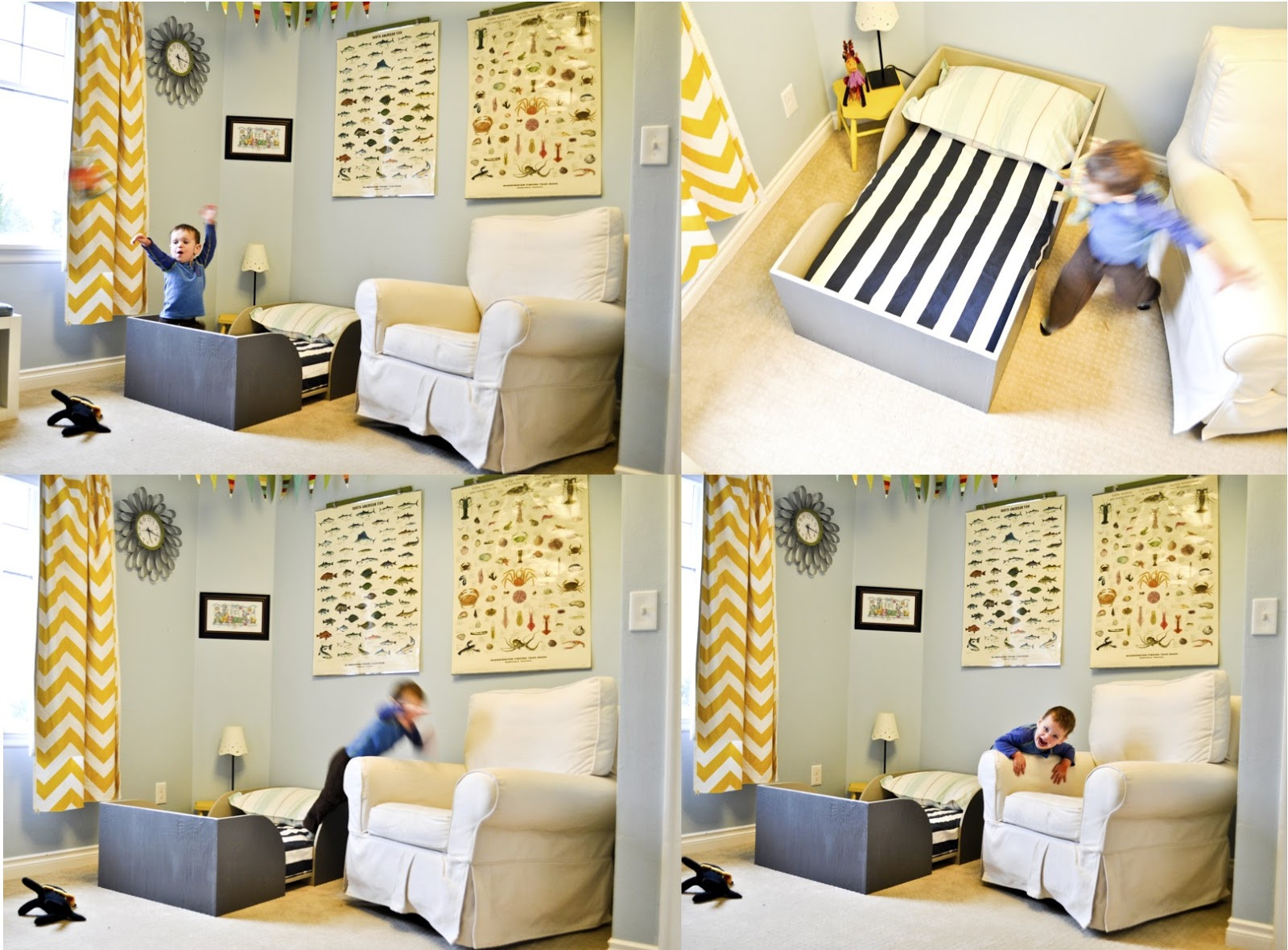 Best ideas about DIY Toddler Bed . Save or Pin Chris and Sonja The Sweet Seattle Life DIY Toddler Bed Now.
