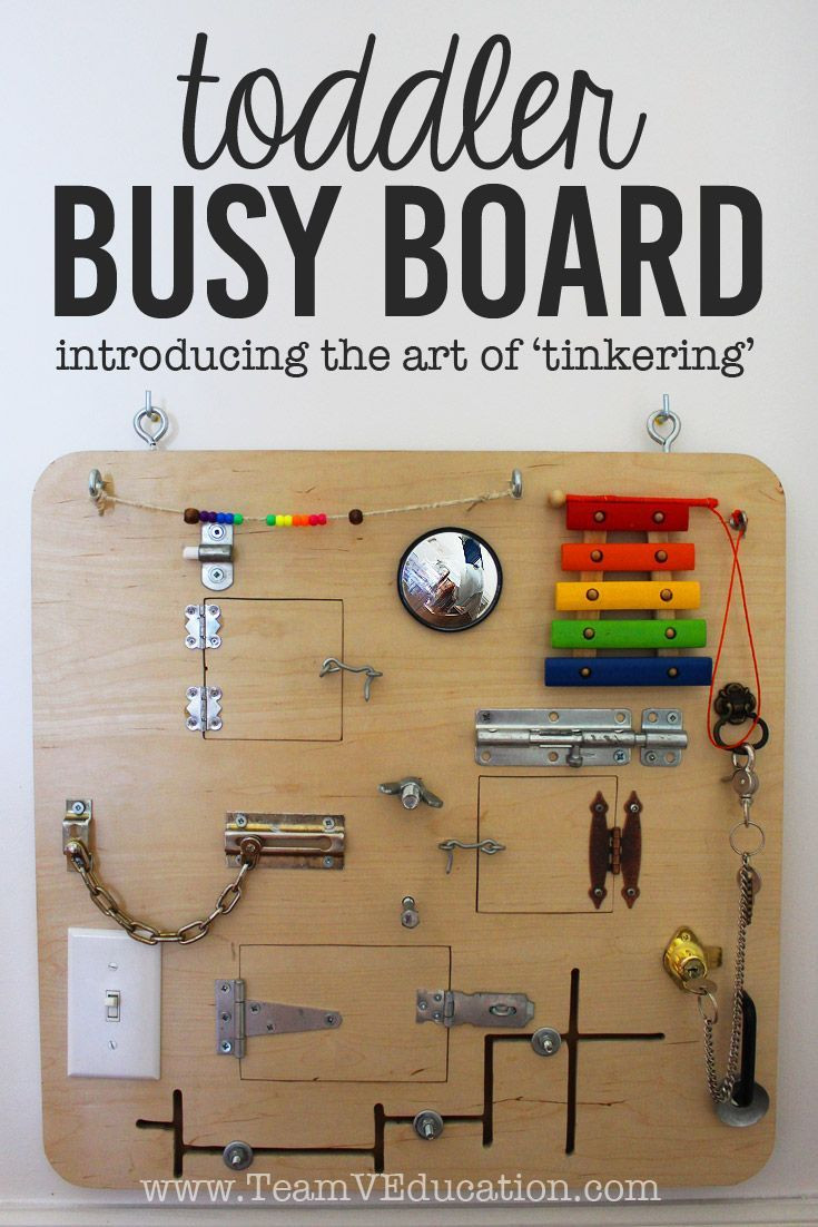 Best ideas about DIY Toddler Busy Board . Save or Pin Best 25 Toddler busy board ideas on Pinterest Now.
