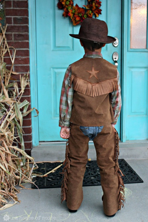 Best ideas about DIY Toddler Cowboy Costume . Save or Pin House of Noise I mean boys DIY Kids Costume Cowboy Now.