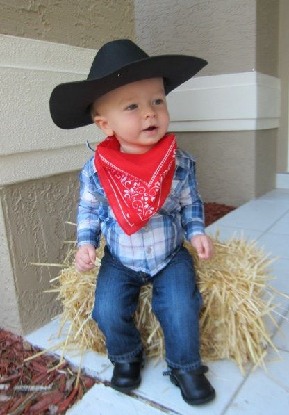 Best ideas about DIY Toddler Cowboy Costume . Save or Pin 11 DIY Kids Dress Up Ideas halloween Now.