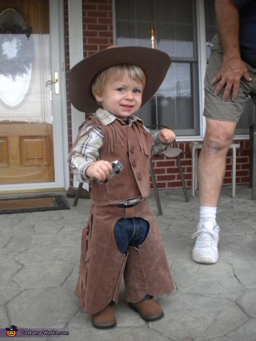 Best ideas about DIY Toddler Cowboy Costume . Save or Pin Cowboy Halloween Costume Contest at Costume Works in Now.