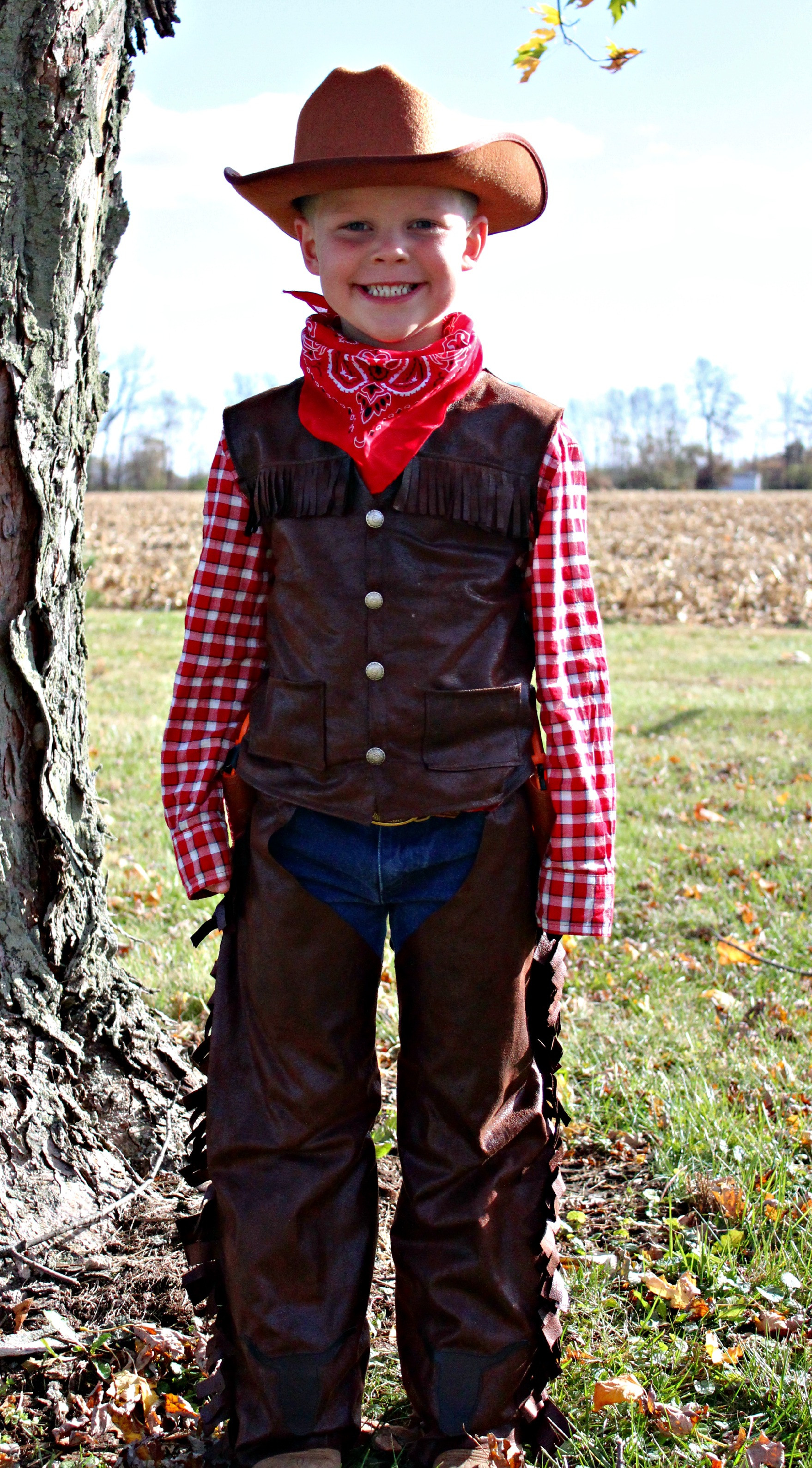 Best ideas about DIY Toddler Cowboy Costume . Save or Pin Sew The Edge Now.