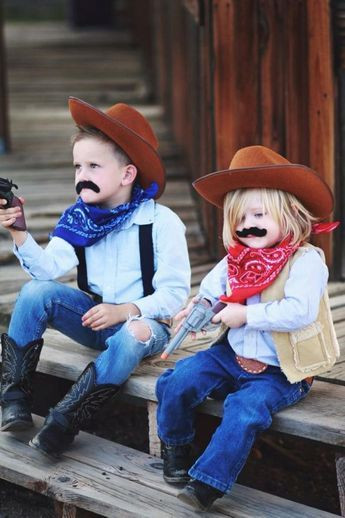 Best ideas about DIY Toddler Cowboy Costume . Save or Pin Best 25 Cowboy costumes ideas on Pinterest Now.