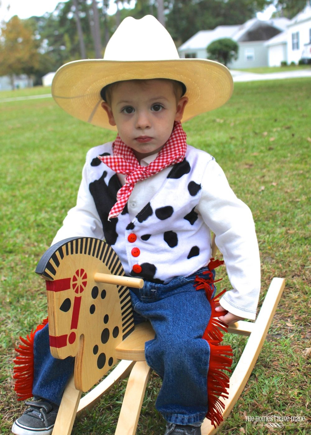 Best ideas about DIY Toddler Cowboy Costume . Save or Pin Toddler Cowboy Costume Now.