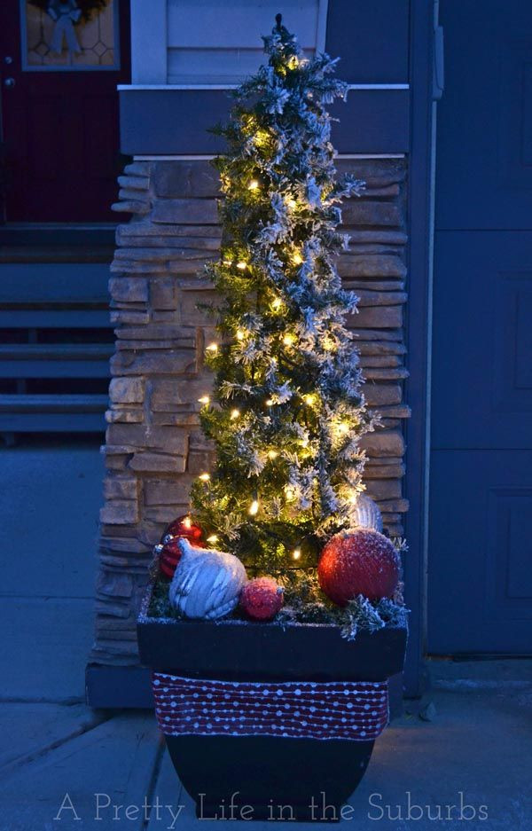 Best ideas about DIY Tomato Cage Christmas Tree . Save or Pin Tomato Cage Christmas Tree DIY Now.