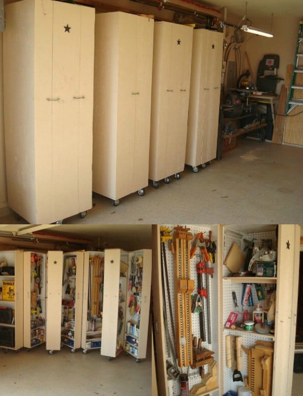 Best ideas about DIY Tool Organization . Save or Pin 49 Brilliant Garage Organization Tips Ideas and DIY Now.